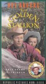 The Golden Stallion [Vhs]