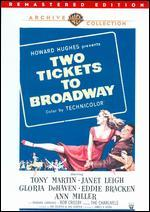 Two Tickets to Broadway (Remastered) [Hd Dvd]