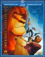 The Lion King [Diamond Edition] [2 Discs] [Spanish] [Blu-ray/DVD]