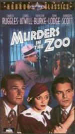 Murders in the Zoo