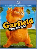 Garfield: The Movie [3 Discs] [Includes Digital Copy] [Blu-ray/DVD]