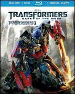Transformers: Dark of the Moon (Blu-Ray / Dvd / Digital Combo Pack) [Blu-Ray]