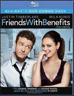 Friends With Benefits [French] [Blu-ray/DVD]