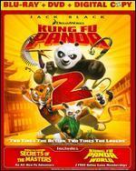 Kung Fu Panda 2 [2 Discs] [Blu-ray/DVD]