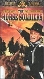 Horse Soldiers [Vhs]