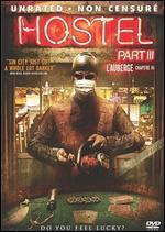 Hostel Part III - Scott Spiegel