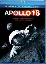 Apollo 18 [Includes Digital Copy] [Blu-ray/DVD] - Gonzalo Lopez-Gallego