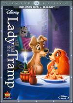 Lady and the Tramp (Premium Collector's Package Diamond Edition) [Blu-Ray]