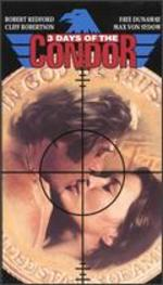Three Days of the Condor [Vhs]
