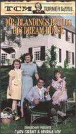Mr. Blandings Builds His Dream House [Vhs Tape]