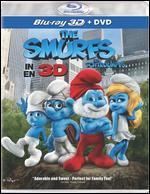 The Smurfs [3D] [Blu-ray/DVD]