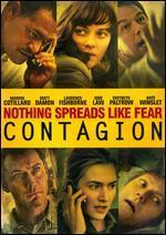 Contagion (Movie-Only Edition + Ultraviolet Digital Copy) [Blu-Ray]