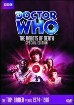 Doctor Who: the Robots of Death (Story 90)-Special Edition
