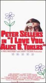 I Love You Alice B Toklas [Vhs]