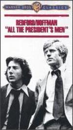 All the President's Men [Vhs]