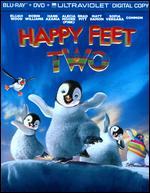 Happy Feet Two [3 Discs] [Includes Digital Copy] [UltraViolet] [Blu-ray/DVD] - George Miller