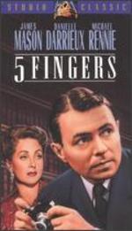 5 Fingers [Vhs]