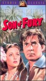 Son of Fury [Vhs]
