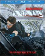Mission: Impossible-Ghost Protocol (Two-Disc Blu-Ray/Dvd Combo + Digital Copy)
