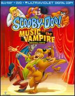 Scooby-Doo!: Music of the Vampire [2 Discs] [Blu-ray/DVD]