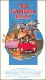 Gumball Rally [Vhs]