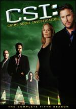 CSI: Crime Scene Investigation - The Complete Fifth Season [7 Discs]
