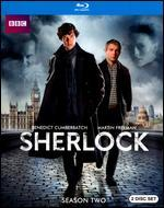 Sherlock: Season Two [2 Discs] [Blu-ray]