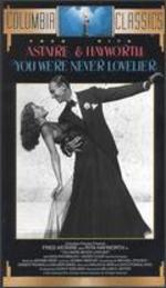 You Were Never Lovelier [Vhs]