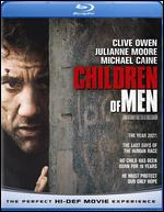 Children of Men [With Movie Cash] [Blu-ray] - Alfonso Cuar�n