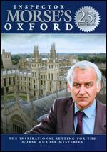 Inspector Morse's Oxford - Stephen Gammond