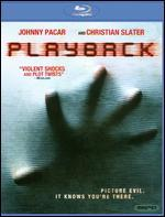 Playback [Blu-ray]