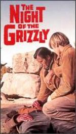 The Night of the Grizzly [Vhs]