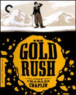 The Gold Rush [Criterion Collection] [Blu-ray] - Charles Chaplin