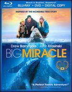 Big Miracle [Blu-ray] [UltraViolet] [Includes Digital Copy]