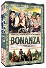 Bonanza: The Official Third Season, Vols. 1 and 2 [9 Discs] -