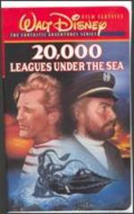 20, 000 Leagues Under the Sea [Vhs]