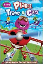 Barney: Planes, Trains & Cars