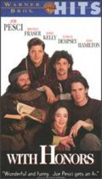 With Honors [Vhs]