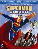 Superman vs. the Elite [Blu-ray]