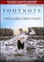 Footnote - Joseph Cedar