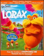 Dr. Seuss' The Lorax [2 Discs] [Includes Digital Copy] [UltraViolet] [Blu-ray/DVD] - Chris Renaud