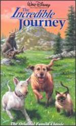 Incredible Journey [Vhs]