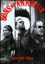 Sons of Anarchy: Season 4 [4 Discs]