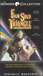 Four Sided Triangle New Anchor Bay Widescreen Clamshell Vhs Barbara Payton
