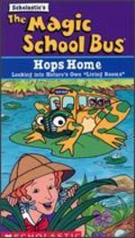 Magic School Bus: Hops Home [Vhs]