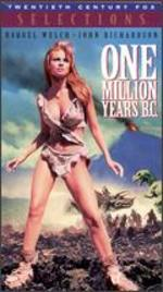 One Million Years Bc [Vhs]