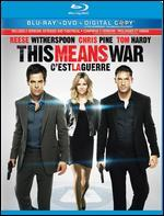 This Means War [Blu-ray/DVD]