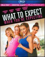 What to Expect When You're Expecting [Includes Digital Copy] [Blu-ray]
