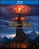 Lord of the Rings: The Return of the King [Extended Cut] [Blu-ray]
