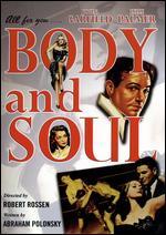 Body and Soul - Robert Rossen
